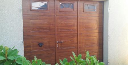 Réalisations Portes de garage