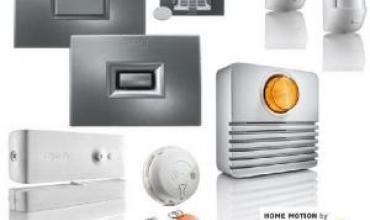 BRIGNON - 30190 - Pose dans une maison d'un kit Alarme SOMFY sans fil