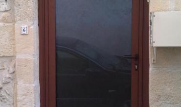 ALES - 30100 - Pose de portes d'entrée Aluminium sur mesure