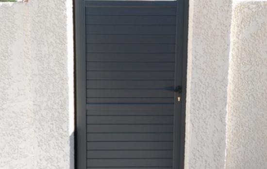 Portillon Alu / PVC / Bois