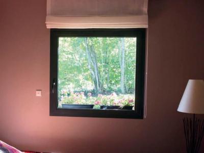 Fenêtre frappe Alu