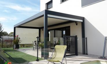 JACOU - PERGOLA BIOCLIMATIQUE B200 XL