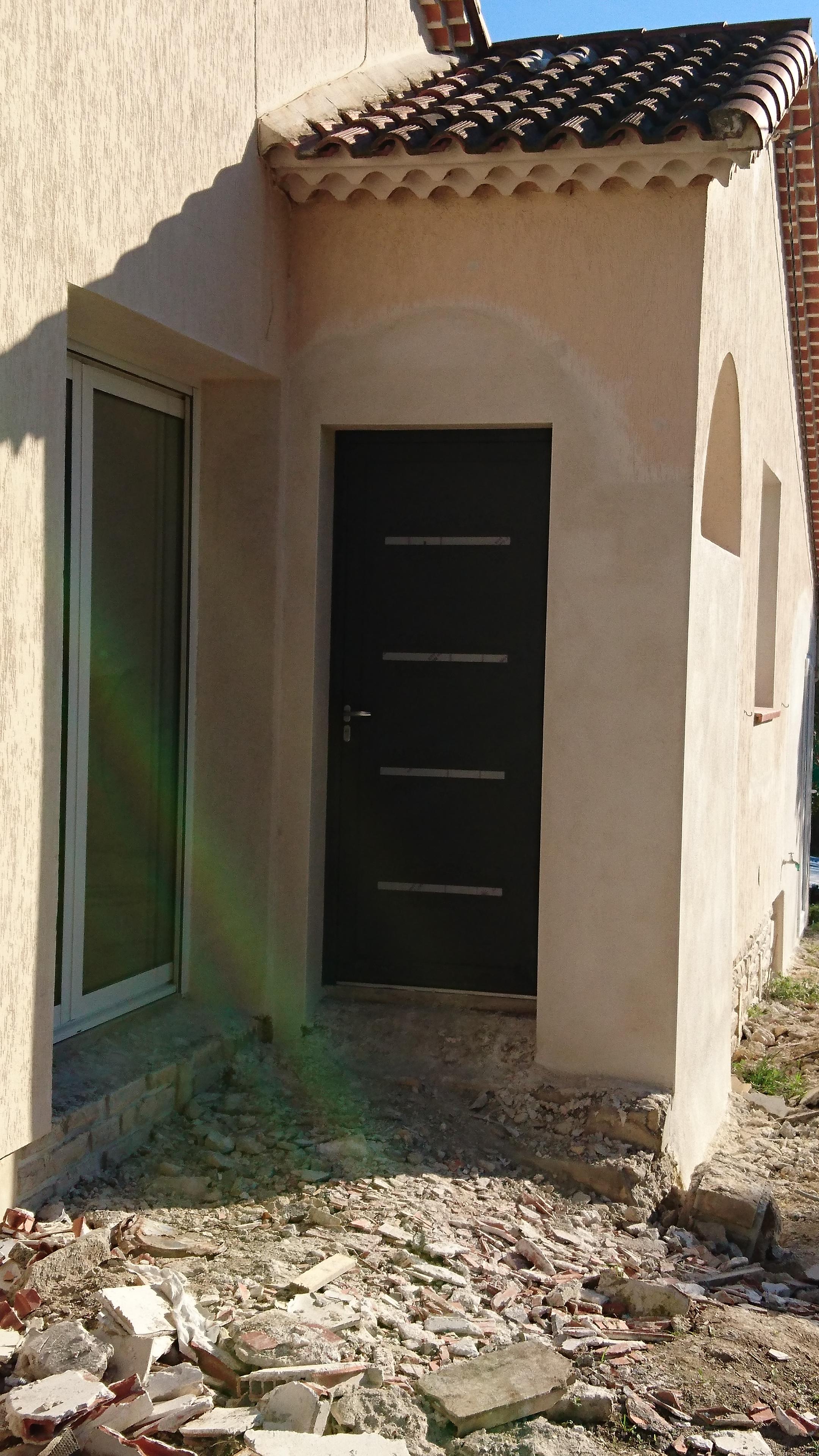 aigues vives 30670 pose de menuiseries pvc sur mesure en r novation. Black Bedroom Furniture Sets. Home Design Ideas