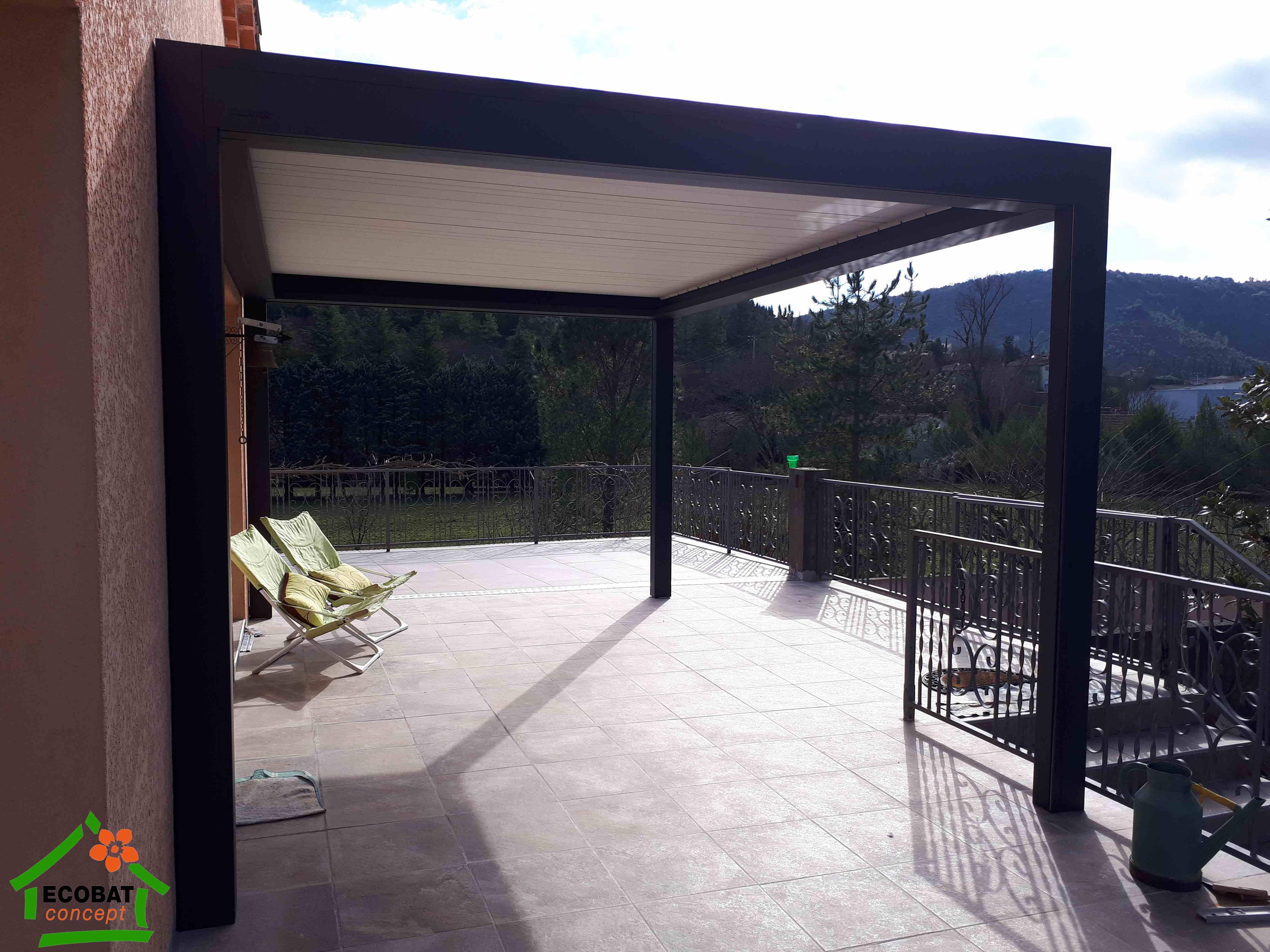 eclairage exterieur led pour pergola excellent eclairage exterieur terrasse fashion designs. Black Bedroom Furniture Sets. Home Design Ideas